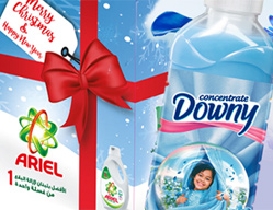 Procter & Gamble M.E.<br><span>Creative Sampling