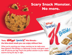 Special K  Mini-Breaks