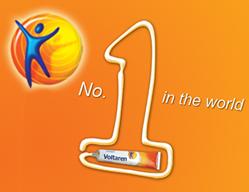 Novartis - Voltaren<br><span>Activations & Events / Sport ...