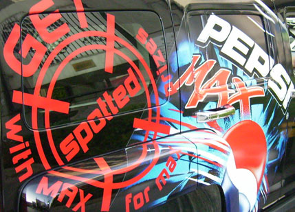 Pepsi Max - Get Spotted!   Activations & Events   Brands in