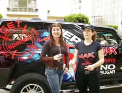 Pepsi Max - Get Spotted!