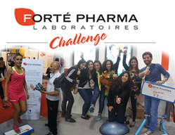 Forté Pharma Laboratoires<br><span>Activations & Events / Sport ...