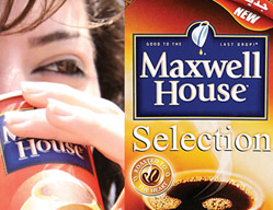 Maxwell House<br><span>Activations & Events