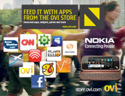 NOKIA - OVI<br><span>Activations & Events