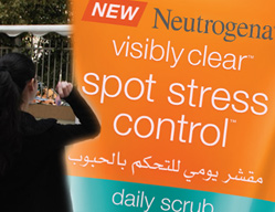 Neutrogena<br><span>Activations & Events