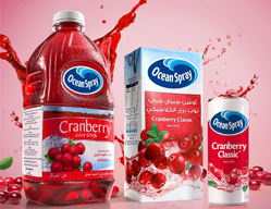 Ocean Spray<br><span>Activations & Events / Creative ...