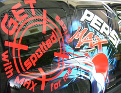 Pepsi Max - Get Spotted!<br><span>Activations & Events